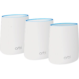Orbi Whole Home AC2200 Tri-Band WLAN System NETGEAR RBK23-100PES