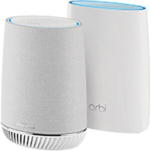 Orbi Voice AC3000 Mesh Tri-band WiFi System Set NETGEAR RBK50V-100EUS