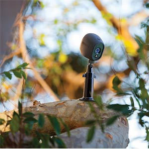 Standfuß für Arlo/Arlo Pro Überwachungskamera, außen, schwarz NETGEAR VMA1000B