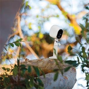 Standfuß für Arlo/Arlo Pro Überwachungskamera, außen, weiß ARLO VMA1000