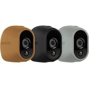 Silikonbezüge für Arlo Überwachungskamera, bunt, 3 Stück ARLO VMA1200D
