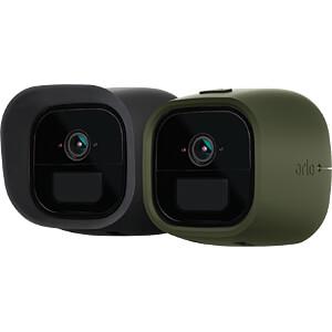 Silikonbezüge für Arlo Go Überwachungskamera, mehrfarbig, 2 Stüc ARLO VMA4260