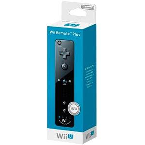 Nintendo Wii U Remote Plus schwarz NINTENDO 2310166