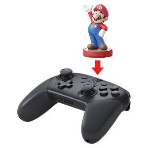 Nintendo Switch Pro Controller, schwarz NINTENDO 2510466