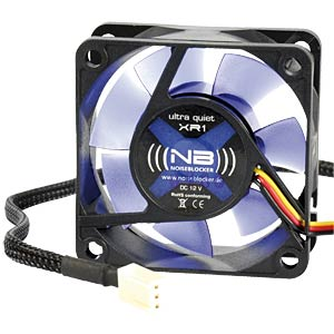 Noiseblocker BlackSilent Fan XR1, 60 mm NOISEBLOCKER XR-1