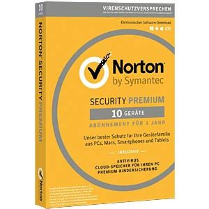 Security Software - for up to 10 devices NORTON 21355488