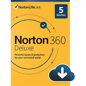 NORTON 360 DELUX - Norton 360 Deluxe