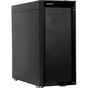 Nanoxia Gehäuse CoolForce 1 schwarz NANOXIA NXCF1