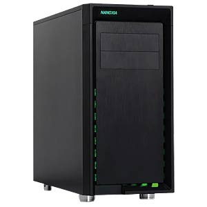Nanoxia Gehäuse CoolForce 2 Rev. B schwarz NANOXIA NXCF2B