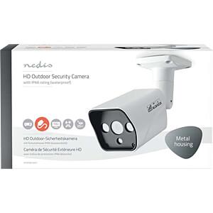 Überwachungskamera, HD DVR, außen NEDIS AHDCBW10WT