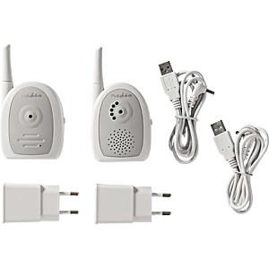 Audio-Babyphone, 2,4 GHz NEDIS BAMO111AUWT