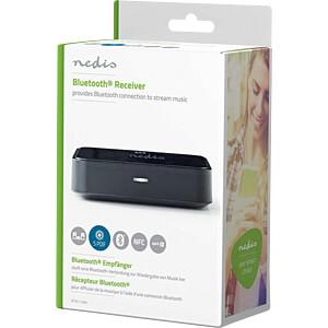 Audio-Empfänger, Bluetooth®, Schwarz NEDIS BTRC110BK