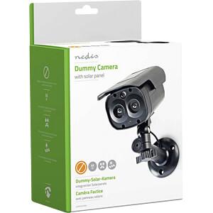 Dummy-Überwachungskamera, Bullet, IP44, schwarz NEDIS DUMCBS30BK