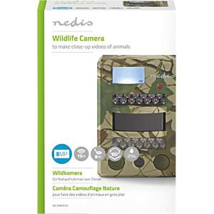 Überwachungskamera, zur Wildbeobachtung, 4K NEDIS WCAM05GN