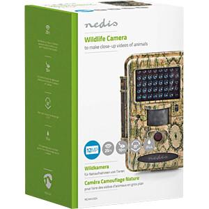 Überwachungskamera, zur Wildbeobachtung NEDIS WCAM22GN