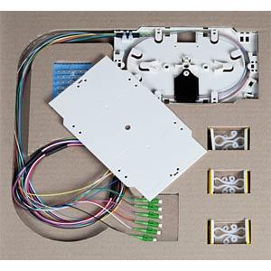 Infralan Easy Splice Pigtailset LC OS2/APC EFB-ELEKTRONIK O0482SET