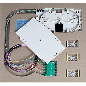 Infralan Easy Splice Pigtailset SC OS2/APC EFB-ELEKTRONIK O1015SET