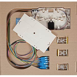 Infralan Easy Splice Pigtailset SC OS2 EFB-ELEKTRONIK O1022SET