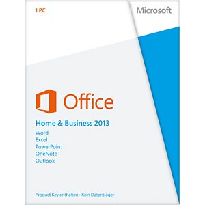 Microsoft Office 2013 Home & Business (PKC) MICROSOFT T5D-01628