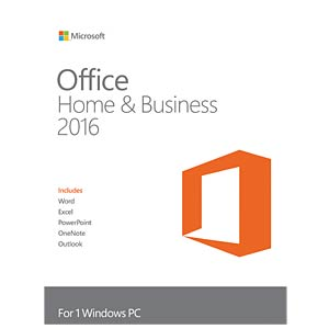 Microsoft Office 2016 Home & Business (PKC) MICROSOFT T5D-02808