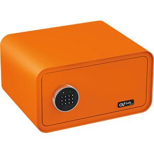 Tresor mit Code, orange OLYMPIA 7020
