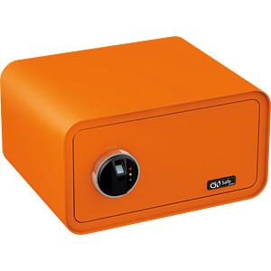 Tresor mit Fingerprint, orange OLYMPIA 7027
