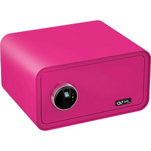 Tresor mit Fingerprint, pink OLYMPIA 7028