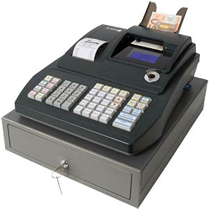 Electronic cash register, alphanumeric OLYMPIA 949110101
