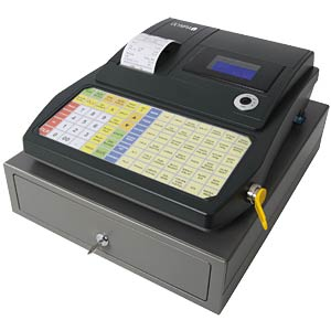 Electronic cash register, alphanumeric OLYMPIA 949410102