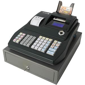 Electronic cash register, alphanumeric OLYMPIA 949410101