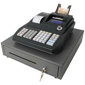 Electronic cash register, alphanumeric OLYMPIA 949420101