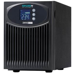 Online USV Zinto E800 -  800 VA - 625 Watt ONLINE ZINTO E800
