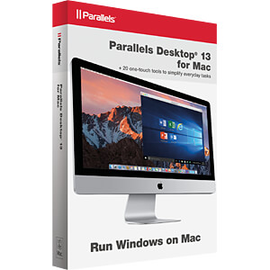 Software, Parallels Desktop für Windows & OS X PARALLELS PDFM13L-BX1-EU