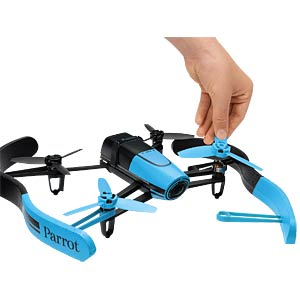 Quadrocopter Parrot Bebop Drone + Skycontroller PARROT PF725101AA