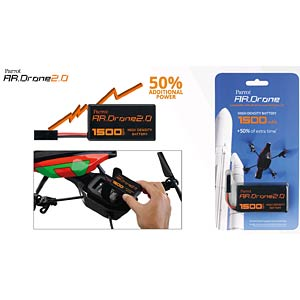 Parrot HD battery for AR Drone 2.0 (1500 mAh) PARROT PF070056