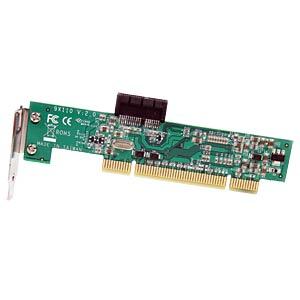 Adapter Karte PCI > PCIe STARTECH.COM PCI1PEX1