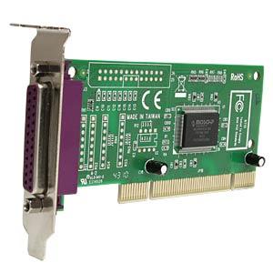 1 Port DB25, parallel, PCI Karte, Low Profile STARTECH.COM PCI1P_LP