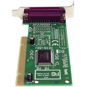 1 Port DB25, parallel, PCI Karte, Low Profile STARTECH.COM PCI1P_LP