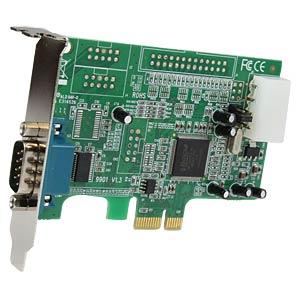 1 Port RS232, seriell, PCI Karte, Low Profile STARTECH.COM PEX1S553LP