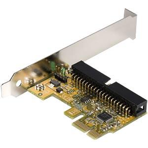 Controller Karte PCIe > IDE STARTECH.COM PEX2IDE