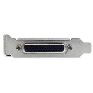 4 Port RS232, seriell, PCIe Karte, Low Profile STARTECH.COM PEX4S553B
