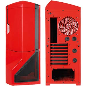 NZXT Phantom Big Tower USB 3.0 - red NZXT PHAN-001RD
