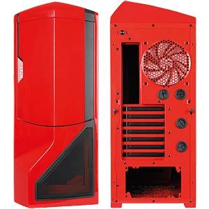 NZXT Phantom Big-Tower USB 3.0 - rot NZXT PHAN-001RD