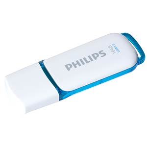 USB3.0-Stick 16GB Philips Snow PHILIPS FM16FD75B/10
