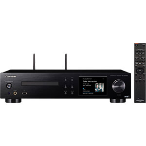 Netzwerk-Audio-Player, Hi-Res-Audio, WLAN, CD, DAB, Multiroom PIONEER NC-50DAB-B