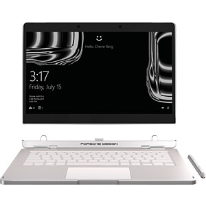 2-in-1 Laptop, Book One, SSD, Windows 10 Pro PORSCHE DESIGN PD132512