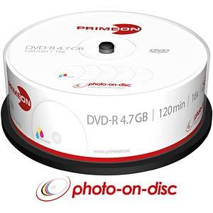 PRIM 2761205 - DVD-R 4.7GB/120Min