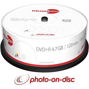 PRIM 2761225 - DVD+R 4.7GB/120Min