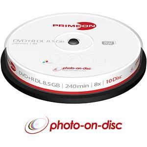 PRIM 2761254 - DVD+R DL 8.5GB/240min