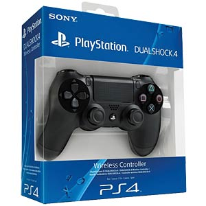 Sony DualShock 4 wireless controller, black SONY 9211983